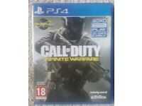 Call of duty infinate warfare ps4