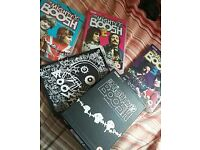 Mighty boosh dvds s1 to 3