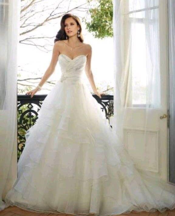 Price reduced! Sophia Tolli Egret wedding dress | in Irvine, North ...