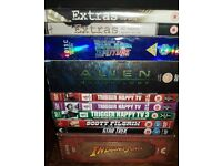 Selection of dvd's and box sets