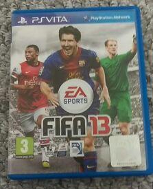 PS Vita Fifa 13
