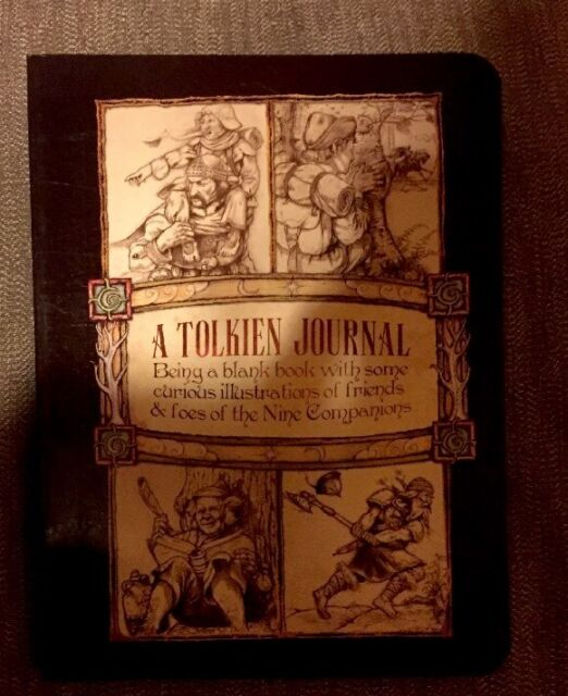 A Tolkien Journal: Being a Blank Book with Some Curious Illustrations of Friends