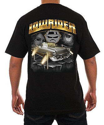 Lowrider Clothing Best Of Show T Shirt Old School Hustler Authentic Classic NEW (New School Clothing)