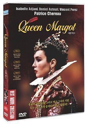 Queen Margot / La reine Margot (1994) - Isabelle Adjani, Daniel Auteuil DVD *NEW