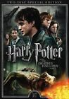 Special Edition Harry Potter and the Deathly Hallows – Part 2 DVDs