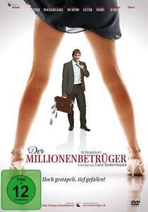 Der Millionenbetrüger - Hoch gestapelt, tief gefallen       DVD  FSK 12
