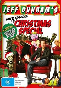 Jeff Dunham's Very Special Christmas Special : NEW DVD