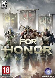 For Honor ou Ghost Recon Wildlands Pc