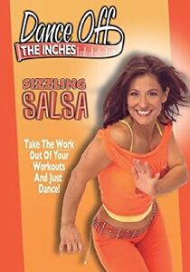DVD Dance off the inches Sizzling Salsa de Stella Sandoval