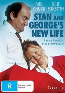 Stan And George's New Life (DVD, 2014) REGION FREE - BRAND NEW SEALED FREE POST!