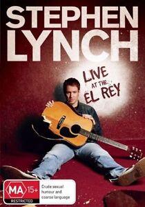 Stephen Lynch: Live at the El Rey (DVD, 2009) // Brand New