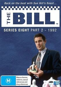 The-Bill-Series-8-Part-2-DVD-2012-8-Disc-Set-BRAND-NEW-SEALED