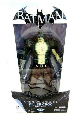 DC Collectibles Batman Arkham Origins Series 2 Killer Croc Deluxe Action Figure  (Killer Croc)