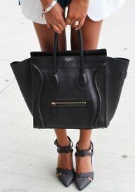 Wanted designer handbags