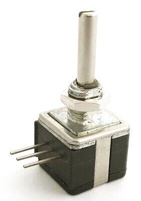 2m Ohm 1w Linear Potentiometer Vintage 149-8-08-205 Spectrol 502-0016 Nte 1 Pc
