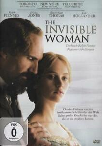 The Invisible Woman  DVD NEU