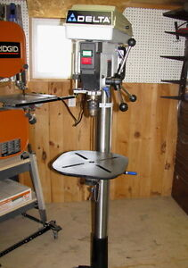 "16-1/2"" Floor Model Drill Press"