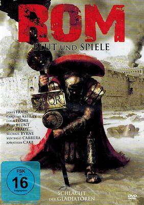 DVD-BOX NEU/OVP - Rom - Blut und Spiele - Schlacht der Gladiatoren online kaufen