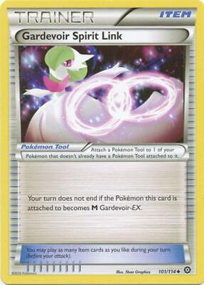 4x U Special Charge XY11-105 Pokemon XY Steam Siege Card # 105