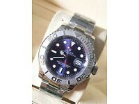 Rolex yachtmaster blue face £300 or £350 box papers