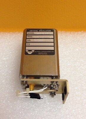 Vectron Co-228b58w 11.250 Mhz Crystal Oscillator