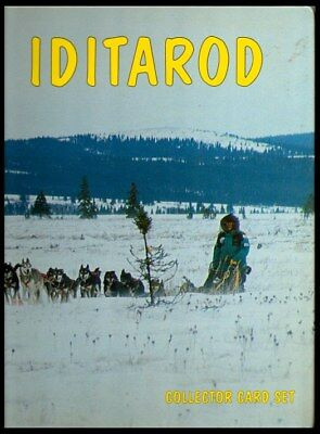 1992 IDITAROD BINDER***FREE SHIPPING  IN US***