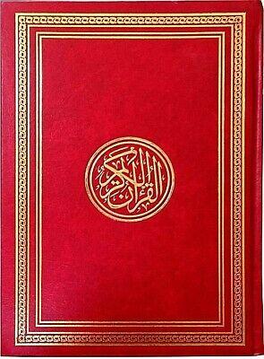 HOLY QURAN Arabic Mushaf UThmani Script 14*20 A5