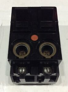 302TP S20 Federal Pacific FPE Fuse Box Misc Switch 16 20