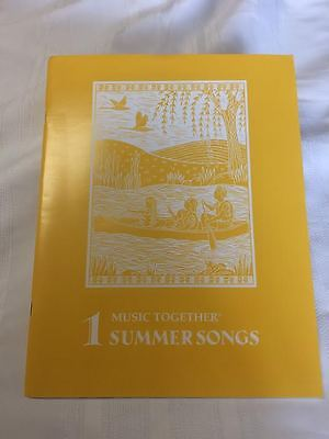 Music Together Summer Songs
