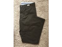 Men's Tommy Hilfiger green chinos