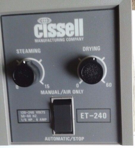 New Cissell Timer Kit ET240 (replaced by  K420)