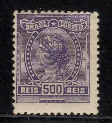 Brazil Scott 213 Mint Hinged Liberty Head Issue 1918-1920