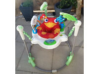 Jumperoo - one careful previous owner! Best offer in excess of £25 by 8pm on 17th May secures...
