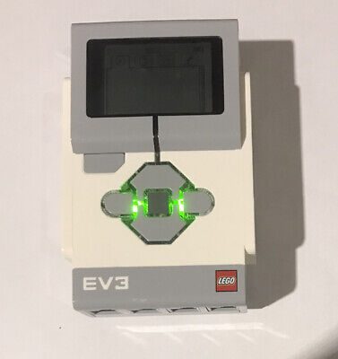 USED Lego EV3 Intelligent Brick Mindstorms 45500 Tested-Working-Clean Files