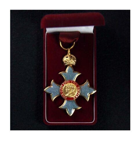 UNITED KINGDOM AWARS - ORDER OF THE BRITISH EMPIRE SINCE 1936 - FANTASTIC COPY