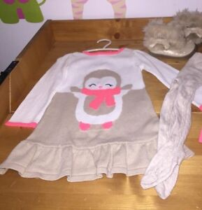 Toddler girls Gymboree 2t dress with boots