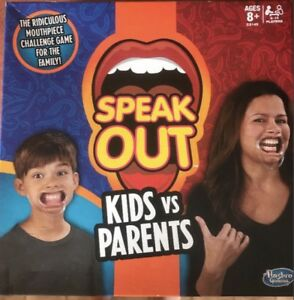 **SPEAK OUT GAME FOR SALE**