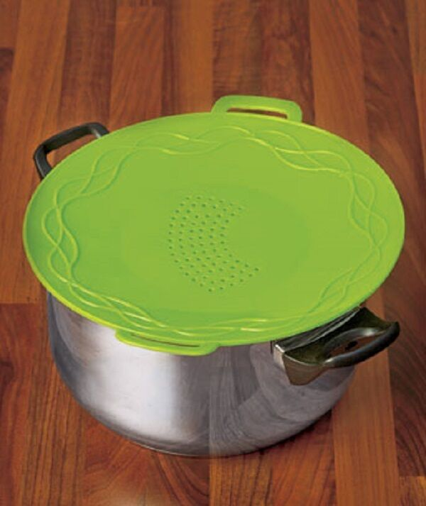 SPILL SHIELD FOR POTS