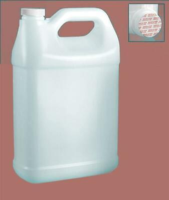 1 Gallon Plastic Jug HDPE F-Style with Foam Induction Lined Cap ()