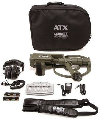 Garrett ATX Extreme Pulse Induction Metal Detector