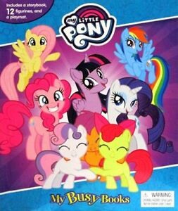 My Busy Book My Little Pony includes a Storybook BRAND NEW