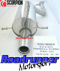 Scorpion-Stainless-Back-Box-Subaru-Impreza-2-0-Turbo-WRX-STI-3-5-Tail-SSUB004