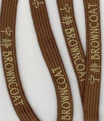 BROWN Firefly / Serenity Browncoat Lanyard *As seen at San Diego Comic Con!*