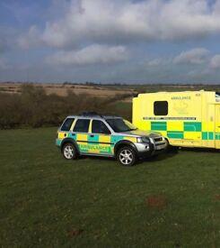 Ambulance Freelander