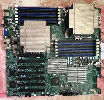 Supermicro X8DTH-i Server Intel Xeon Motherboard LGA1366 (7x PCIe X8 Slots)