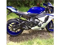 Yamaha r1 2015 2017 two brothers exhaust