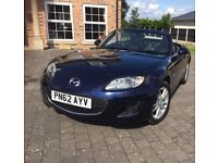 Mazda MX5 Roadster 62plate Low Millage!