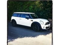 Mini Cooper Clubman, Diesel Built in sat Nav,Cruise Control, Chill pack