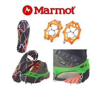 Marmot Climbing Crampons Non-Slip Traction Cleats for Climbing, Hiking, Ice&snow