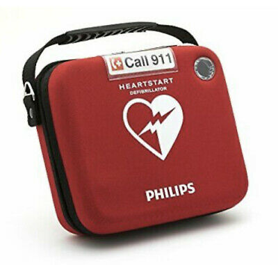 Philips Heartstart Aed Defibrillator Onsite Hs1 Slim Carry Case M5076a